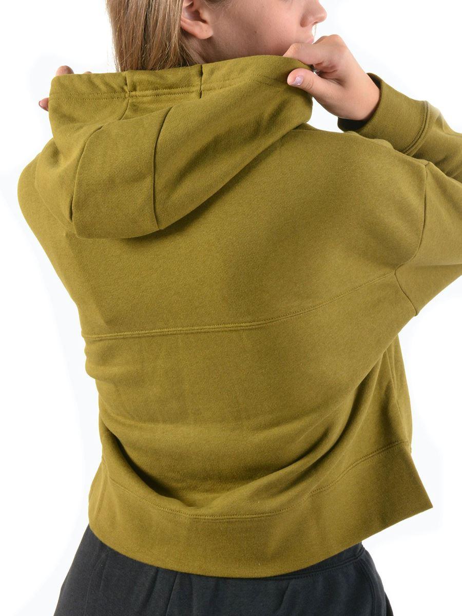 Felpa Donna Mainapps In Cotone Nike Felpato axzdgqpw