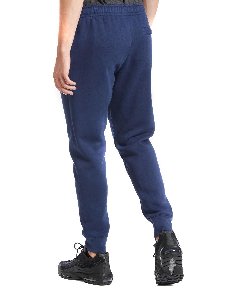 pantaloni tuta uomo felpati nike