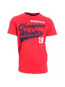 CHAMPION T-SHIRT BOYS MANICA CORTA