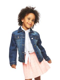 GIACCHETTO JEANS LITTLE GIRLS