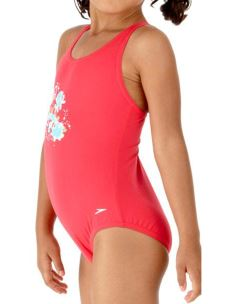 SPEEDO COSTUME LITTLE GIRLS MOD. SQUIRT 1PCE IF