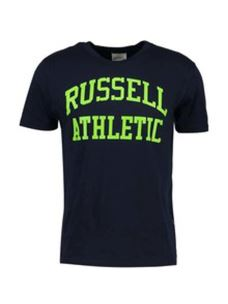"RUSSELL ATHLETIC T-SHIRT UOMO ""S/S CREW TEE"""