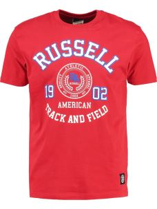 "RUSSELL ATHLETIC T-SHIRT UOMO "" S/S CREW TEE"""