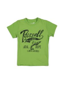 "RUSSELL ATHLETIC T-SHIRT BOYS ""S/S CREW NECK TEE"""