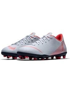 NIKE JR VAPOR12 CLUB GS FG/MG SCARPE DA CALCIO JUNIOR