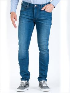 LEE JEANS UOMO LUKE SLIM TAPERED