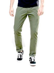 LEE PANTALONE UOMO CHINO SLIM