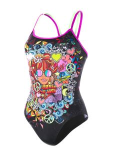 SPEEDO COSTUME DONNA PISCINA MOD. PLMT XBCK TF