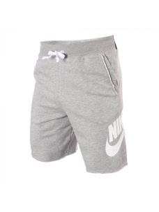 NIKE ST ALUMNI SHORT UOMO IN FRENCH TERRY