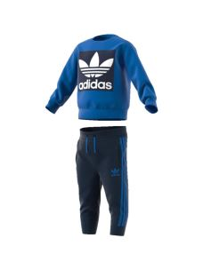 ADIDAS CREW SET TUTA INFANT BIMBO IN GARZA