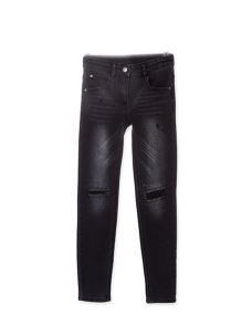 LOSAN JEANS NERO GIRLS