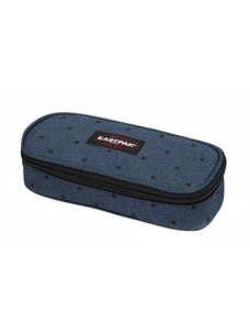 EASTPAK ASTUCCI OVAL SINGLE FANTASIA BLACK SQUARES