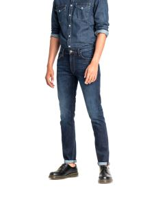 LEE JEANS UOMO LUKE DARK POOL SLIM TAPERED