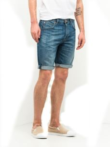 LEE BERMUDA JEANS UOMO 5 POCKET SHORT