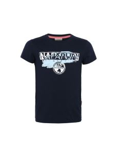 NAPAPIJRI K SHADOW T- SHIRT JUNIOR MANICA CORTA