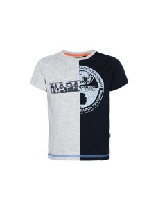 NAPAPIJRI K SIX T- SHIRT JUNIOR MANICA CORTA